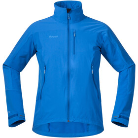 Bergans Torfinnstind Jacket Men athens blue/light winter sky